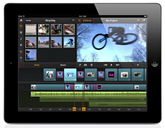Avid Studio v iMovie on the iPad… And the winner is? | Chris