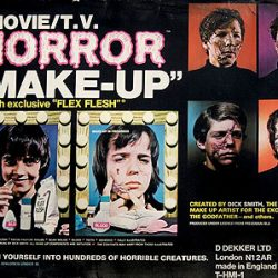 horror make up set
