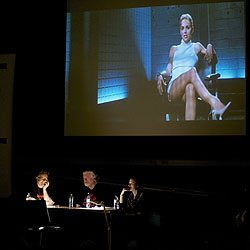 CJ-Joe-Eszterhas-and-Lucy-V-@-Basic-Instinct-session