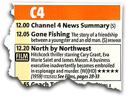 Gone FIshing on Ch4