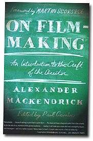 McKendrink on Film Making